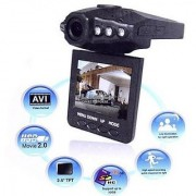 HD portable dvr with 2.5 TFT LCD screen Whirl Function for Car 270 Degrees Rotatable