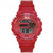 Reloj Fila 38-099-003 FILACTIVE Collection Digital Multifunción-Rojo