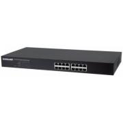 Switch Intellinet 560849, 16 Porturi, PoE