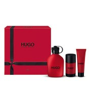 HUGO Red Gift Set cadou 150 ml