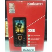 Karbonn KX21 (Black-Yellow)