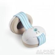 Alpine Muffy Baby Casca impotriva zgomotului, antifon - albastru