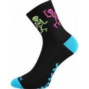 Voxx Ponožky Voxx černé (Ralf X) M