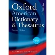Oxford American Dictionary and Thesaurus, Hardcover/Oxford University Press