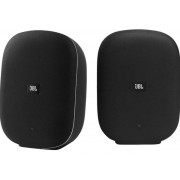 Boxe active JBL Control Xstream, Bluetooth, Wi-Fi, Chromecast integrat, Spotify connect (Negru)