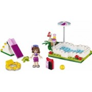 Olivias trädgårdspool (Lego 41090 Friends)