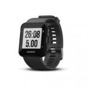 Смарт часовник Garmin Forerunner 30, GPS, 128x128 pix. дисплей, Bluetooth, до 8 часа време за работа, водоустойчив, черен