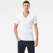 G-Star RAW Basic V-Neck T-Shirt 2-Pack