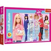 Puzzle Trefl, Barbie, Poti fi ce vrei, 100 piese