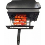HOT BERG Automatci Timer & Heat Controller With Regulator with Hand Gloves Recipe Electric Tandoor