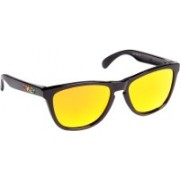 Oakley Wayfarer Sunglass(Orange)