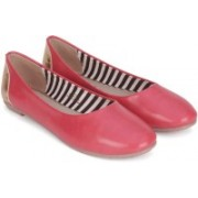Bata MELISSA Bellies For Women(Pink)