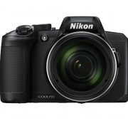 "Aparat Foto Digital NIKON COOLPIX B600, Filmare Full HD, 16 MP, Zoom Optic 60x, 3"" LCD (Negru)"