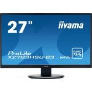Monitor Iiyama Prolite X2783HSU 27'' LED FHD, AMVA+, HDMI, USB, boxe