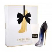 Carolina Herrera Good Girl Légere set cadou Apa de parfum 50 ml + Lapte de corp 75 ml pentru femei