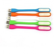 Combo of USB Led Light Pack Of 5 (Assorted Colors)