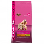 EUKANUBA ADULT MEDIUM BREED WEIGHT CONTROL TÚLSÚLYOS KUTYÁKNAK 3KG