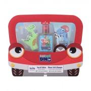 Eau My Dino Eau My Dino confezione regalo eau de toilette 50 ml + doccia gel 100 ml + portachiavi per bambini