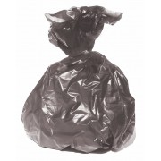 550 x 1150 x 0,1 mm-es (55 x 115 cm-es) extra erős polietilén zsák környezetbarát, újrahasznosított anyagból