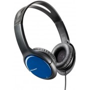 Casti Stereo Pioneer SE-MJ711-L (Negru/Albastru)