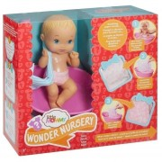 Muñeca Little Mommy Bebita Sorpresa Magicas, Wonder Nursery