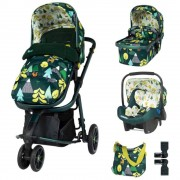 Cosatto CT4306 Giggle 3 Marvellous Bundle (5 pcs Exc Base) Into the Wild