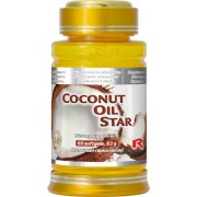 STARLIFE - COCONUT OIL STAR