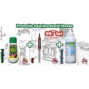 NOU Kafer Gel + Praf contra insectelor de casa + Evosect