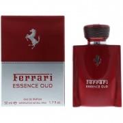 Ferrari essence oud 50 ml eau de toilette edt profumo uomo