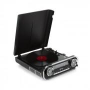 Challenger LP Giradischi Bluetooth VHF-Radio USB nero