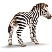 FIGURINA ANIMAL PUI DE ZEBRA (SL14393)