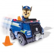 Paw PatrolBasic Vehicle With Pup, Chase´s Cruiser