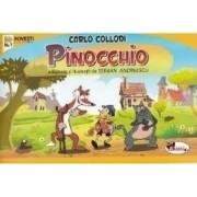 Pinocchio benzi desenate - Carlo Collodi