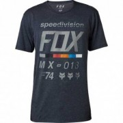 FOX Camiseta Fox Draftr Tech Htr Mdnt