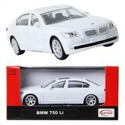 RASTAR BMW 750 Li / WHITE / TOY / DIE-CAST Toy Model cars