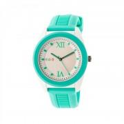 Crayo Praise Quartz Watch - Mint/White CRACR3606