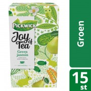 Pickwick Joy of tea green jasmin thee