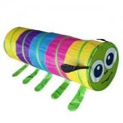 Alcoa Prime Colorful Pop Up Caterpillar Tunnel Tent Kid Summer Beach Garden Play Fun Toy