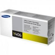 Тонер касета за Samsung CLT-Y406S Yellow Toner - CLT-Y406S/ELS