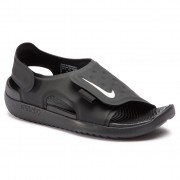 Сандали NIKE - Sunray Adjust 5 (GS/PS) AJ9076 001 Black/White