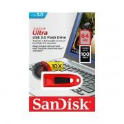 USB memorija Sandisk Ultra USB 3.0 Red 64GB SDCZ48-064G-U46R