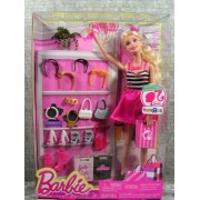 Barbie Malibu Mall Fashion CDC18