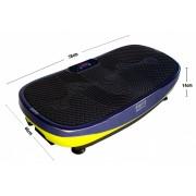 Fitness ploča vibracijska 2 motora i 3D vibracije
