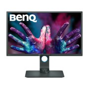 BENQ Computerscherm designer PD3200U 32'' UHD 4K IPS LED (9H.LF9LA.TBE)