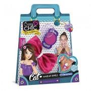 Clementoni - crazy chic make-up jewels cat