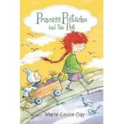 Princess Pistachio and the Pest, Hardcover