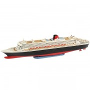 65808 model set queen mary 2
