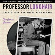 Video Delta Professor Longhair - Let's Go To New Orleans: The Sansu Sessions - CD