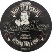 Dapper Dan Heavy Hold Pomade 100ml - Superior Hold And Shine