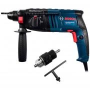 Martillo Perforador Professional Bosch GBH 2-20 D + Mandril de 1/2 pulg